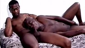 Black Men In An Orgy