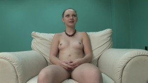 Interview with a fresh young slut