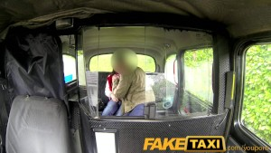 FakeTaxi Unruly teen gets more than a free ride