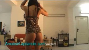 Lapdance by superhot czech brunette