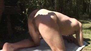 Outdoor Bareback Fuck - Bareback Men