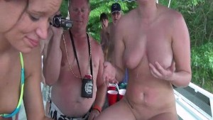 Real College Sorority Party Where Girls Got Naked and Lick Pussy in Public