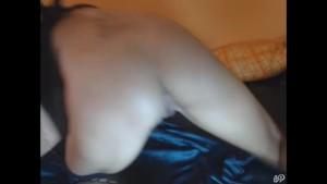 Tattoed Amateur Webcam Girl - Hot Dildo Action & Masturbation