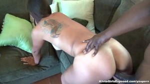Teen Cutie Gets Cumloaded By A Black Cock