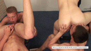 WilliamHiggins - Wank Party #5 - teaser 2