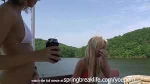 Cute Coeds on the Lake Real Amateur Teens