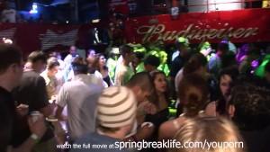 Real Amateur Teens Spring Break Clubbing Upskirt thongs
