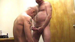 Fucking The Bear Janitor - Factory Video