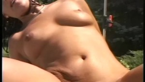 Braided Slut Gets Pounded By The Pool - Telsev