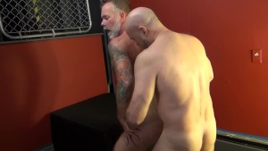 Older bears fucking - Factory Video