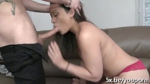Beautiful Asian girl Natacha analfucked