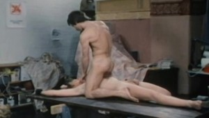 Shackled Blowjob with Jamie Gills Watching - Vintage Gay Porn BOYNAPPED (1975)