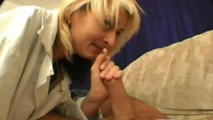Horny Dutch Blonde Has Intense Sex