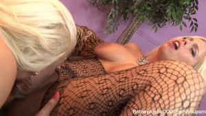 2 hot big titty blondes play with each other