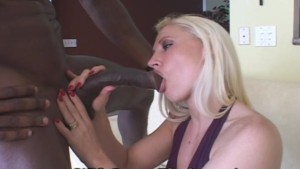 Big Jugg Wifey Craves Yummy Black Cock