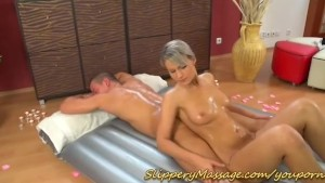 slippery nuru massage orgasm