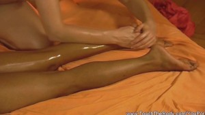 Massage For Girlfriends In Love