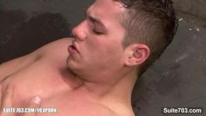 Hot gays fuck and cum