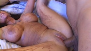 Big-Cock Explodes On Horny MILF - Naughty Risque