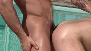 Jocks by the pool - Hot House
