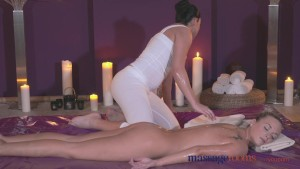 Massage Rooms Fresh young lesb