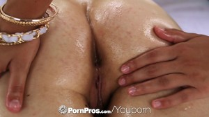 HD PornPros - Tali Dova & Ariana Marie hot fuck session by the pool