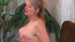 Hot granny gets fucked hard