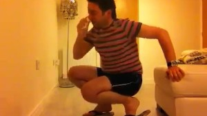 Sneezing Ian s Sneezing and Flip Flops Fetish Video (10)