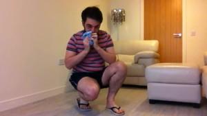Sneezing Ian s Sneezing and Flip Flops Fetish Video (66)