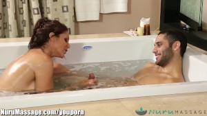 NuruMassage Julia Ann services Step-Son
