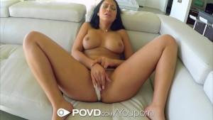 Karissa Kane serves pussy for breakfast - POVD