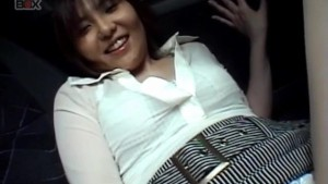 Shiori Kamiya gets fingers in nooky under panty in the car