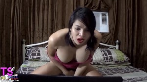 TS Filipina Live Sex Cams Show #1