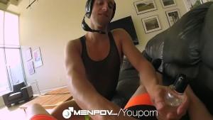 MenPov - Epic cumshots when Tanner Shields fucks Billie Ramos