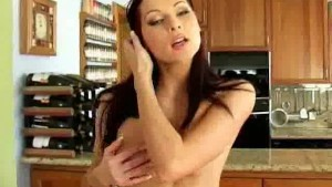 Evelyn Lory Fingers Her Moist Pussy