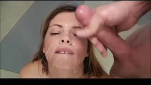 FACES OF CUM : Keisha Grey