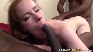 Kierra Wilde Gets Her Holes Drilled By Black Men