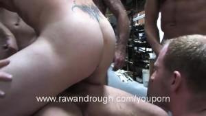 Meaty Raw Muscle