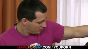 He learns gay skills