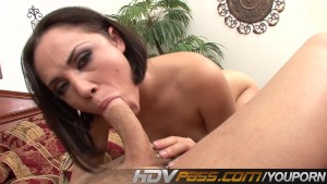 Gorgeous Kristina Rose Blows POV And Gets Ripped