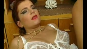 Lingerie Licking - Julia Reaves