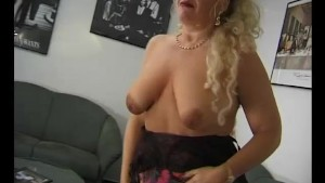 Big tits on this blonde milf - Julia Reaves