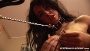Slutty Teen Amy Londer On My Leash
