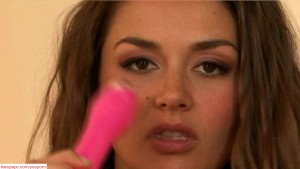 Allie Haze Dildos Trimmed Puss