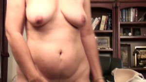 Hairy Wife Gianna Jones On Desk