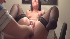 Teen pussy double fisting dest