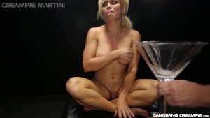 Gangbang Creampie Pour that cum into my mouth compilation