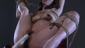 Strong scenes of pure bondage with Rina Uchimurav