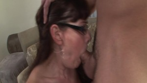 Big cock for this hungry milf - Razor Films