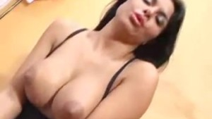 sexy brazilian bitch with big arse anal fucked to great cumshot.